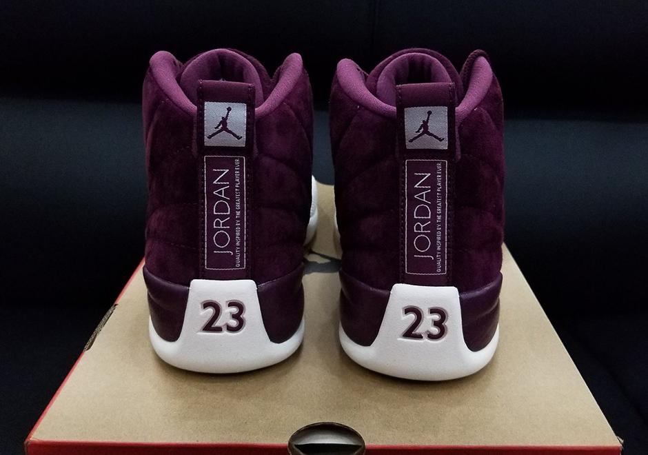 Ugg 12 Retro Bg (gs) Bordeaux FuI9yb
