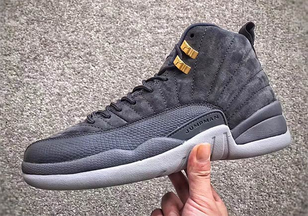 7c7286a2c63fb Air Jordan 12 Dark Grey Release Date Info | SneakerNews.com