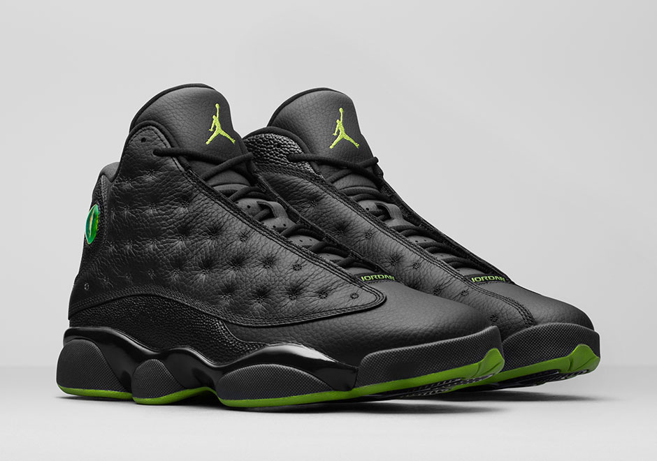 official photos 3932f 7cf66 Air Jordan 13 Altitude 2017 Retro Release Info   SneakrNews.com