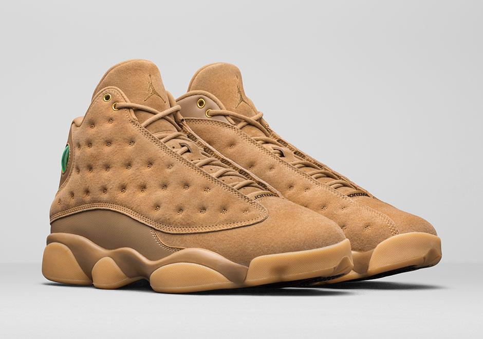 Jordan 13 Wheat Release Info + Photos