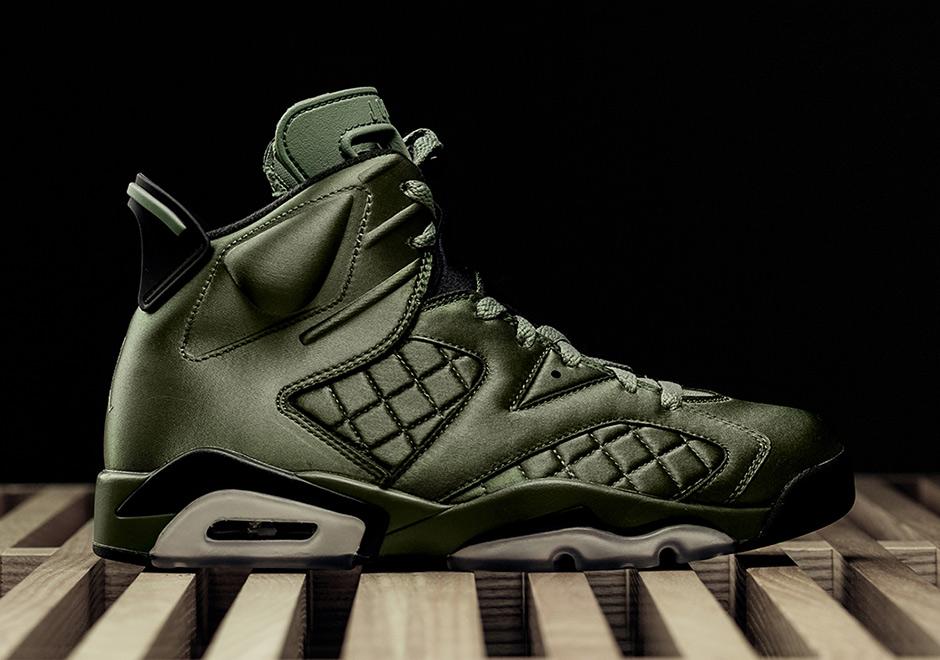 d1f97be3640 Air Jordan 6 Pinnacle SNL Jacket Release Date | SneakerNews.com