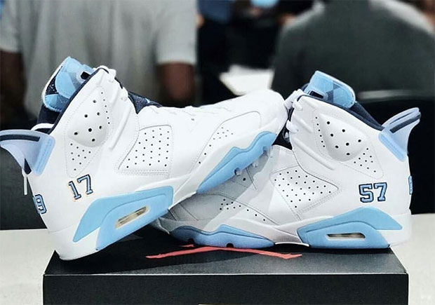 4a961a2e7ff71c ... where can i buy the air jordan 6 unc colorway is coming later this year  but