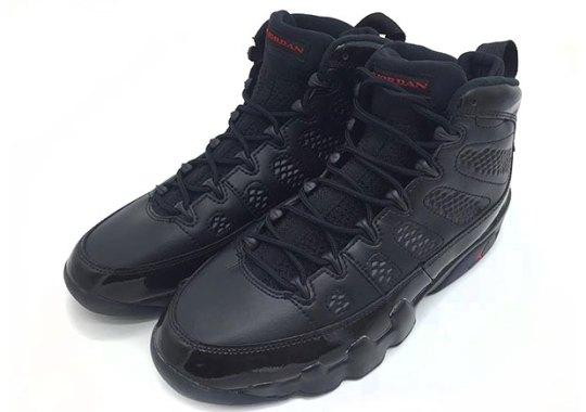 """Air Jordan 9 """"Bred"""" Coming In March 2018"""