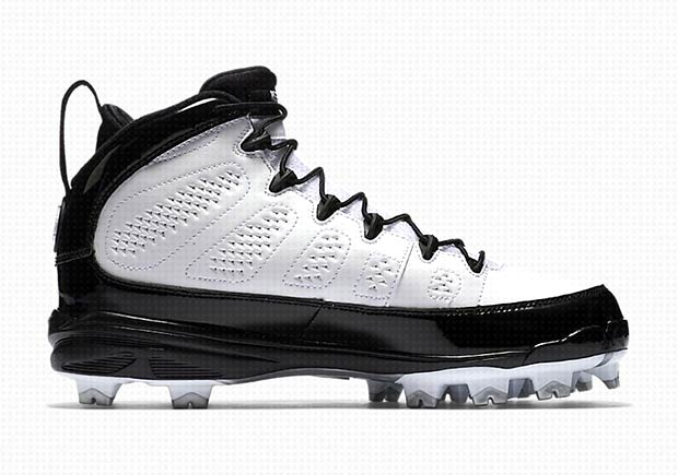 "official photos 7e7d6 b91fb ... so stick with Sneaker News for updates on the Air Jordan 9 Cleat  ""Re2pect"". Similarly, Jordan Brand recently showcased an Air Jordan 13  football cleat ..."
