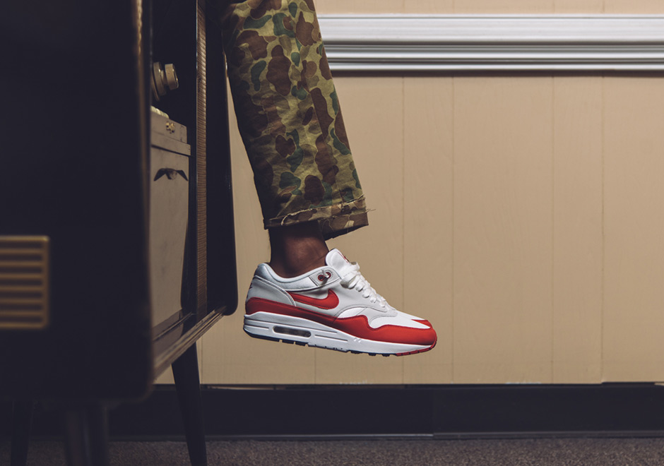 nike air max 1 university red og anniversary release date