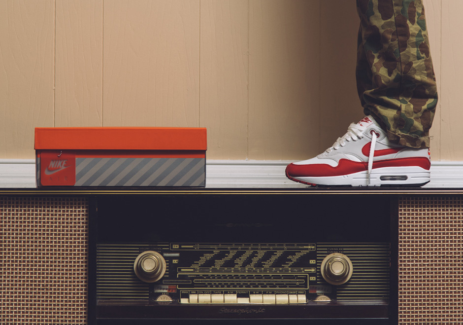 6526a89669 Next Week's Nike Air Max 1 Retro Releasing With Anniversary Box