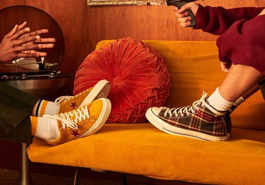 A$AP Nast's Converse Collaboration Inspired By Mid-Century Modern Furniture