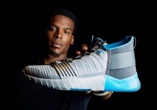 "Cam Newton's UA C1N ""Chairman"" Channels QB's Spirit On And Off The Field"