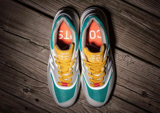 """Concepts And New Balance To Release The """"Esplanade"""" This Friday"""