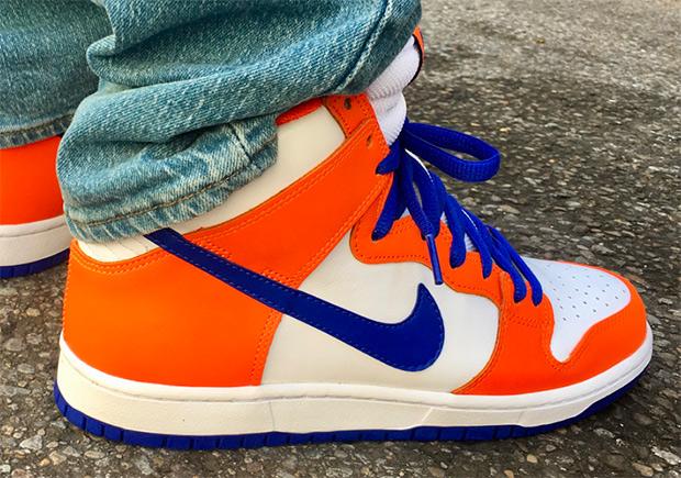 Danny Supa Nike SB Dunk High Retro