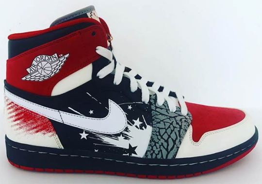 Dave White Reveals Unreleased Sample Of Air Jordan 1 Collaboration