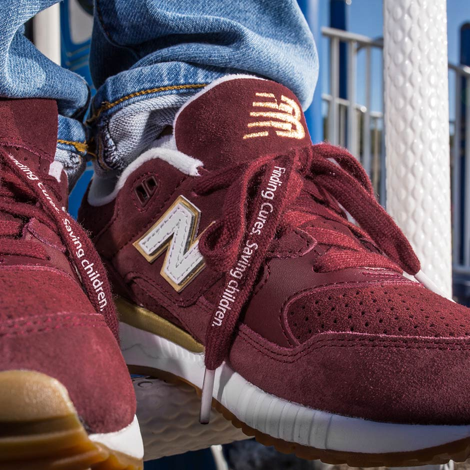 ... of the New Balance 530 to St. Jude s Children s Hospital with a maximum  total donation of  120 994151df8