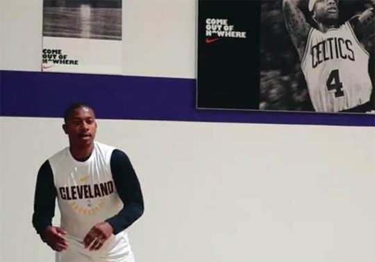 """Isaiah Thomas Details Next Step In His Journey With """"Book Of Isaiah 2"""""""