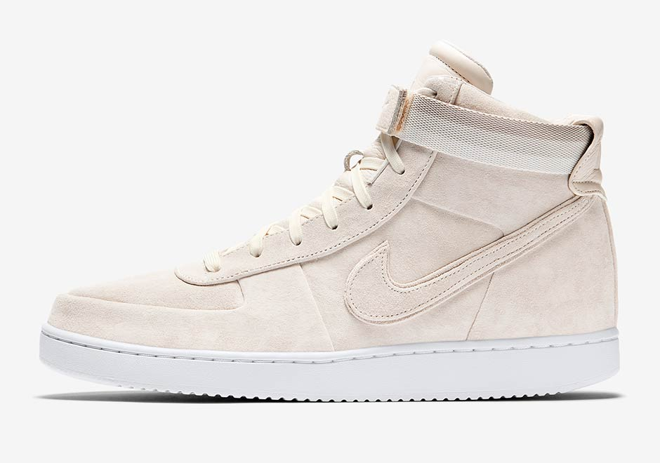 "977c8fc6bcd Update  The John Elliott x Nike Vandal High ""Sail"" and ""Anthracite""  releases again in Europe on October 7th"