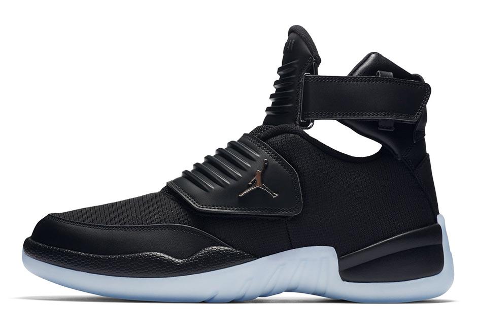 87200e4b03a Jordan Generation AVAILABLE AT Nike $160. Color: Black/Chrome/Black Style  Code: 864349-001