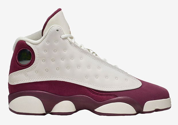 "Air Jordan 13 ""Bordeaux"" Releasing On October 28th"
