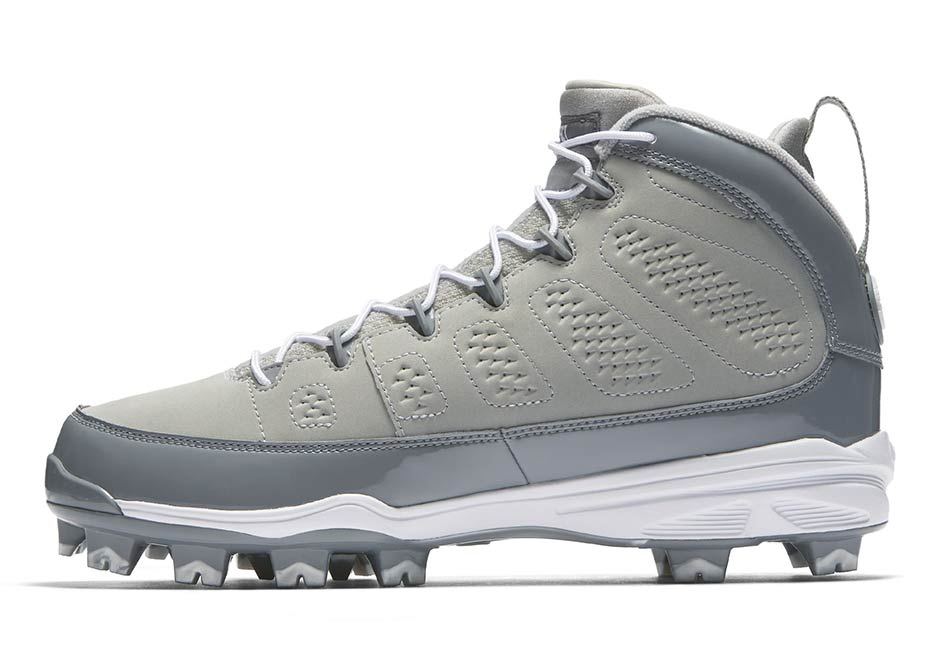 separation shoes 92ef8 22f38 The Air Jordan 9 Retro Releasing As Baseball Cleats In Four ...