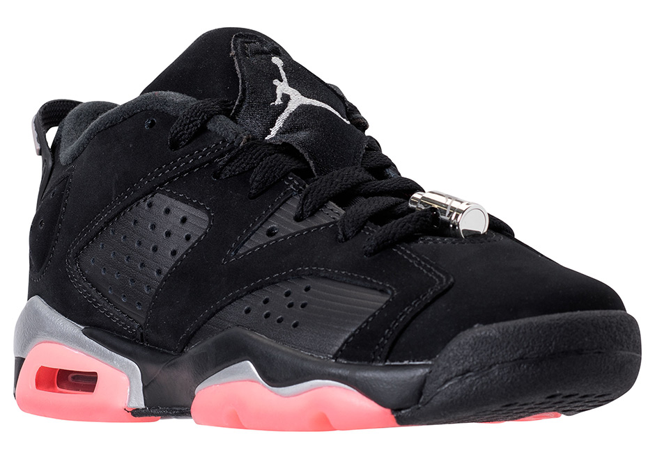 "Air Jordan 6 Low ""Sun Blush"" Releasing Next Week"