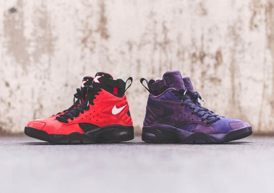 KITH Announces Release Information On Nike Air Maestro 2 Collaboration