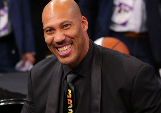 LaVar Ball Says He's Releasing His Own $1,500 Big Baller Brand Shoe