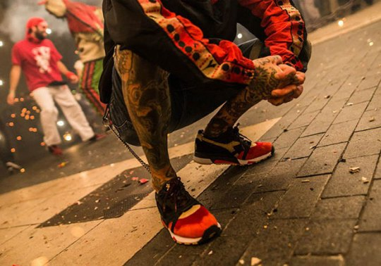 Barcelona's LimitEDitions Has Another Diadora Collaboration In The Works