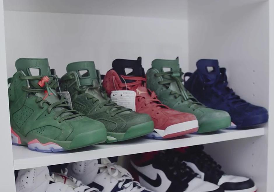 Macklemore Complex Closets Air Jordan 6