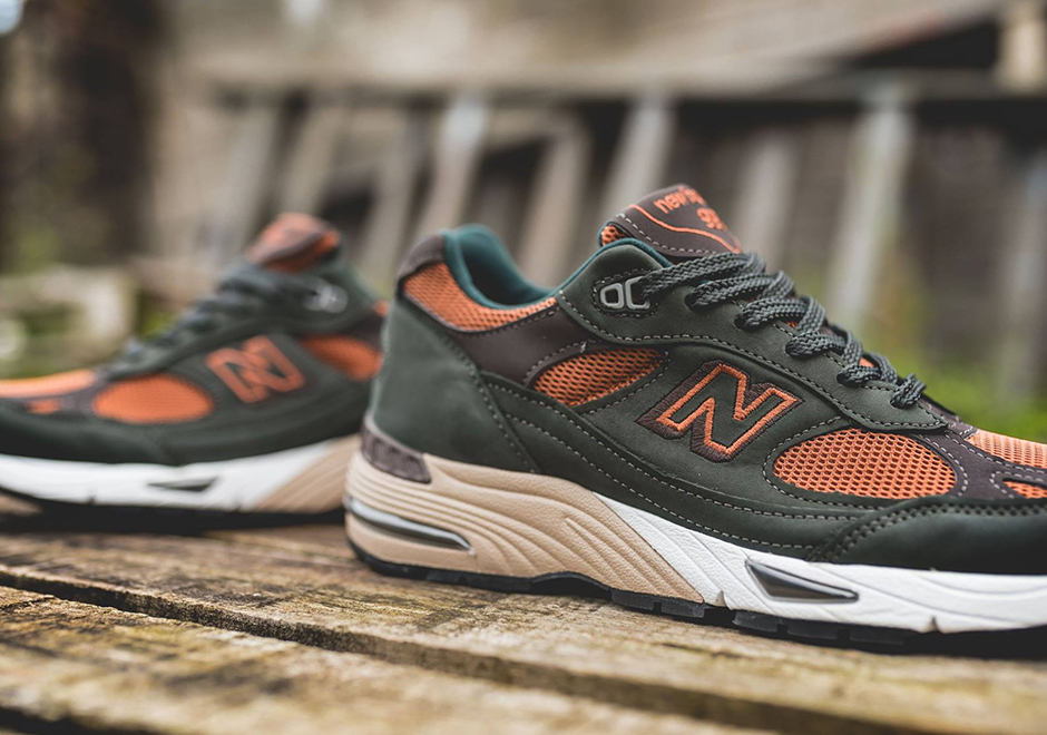 low priced 09d83 7edc7 New Balance Made in UK 991 M991AEG   SneakerNews.com
