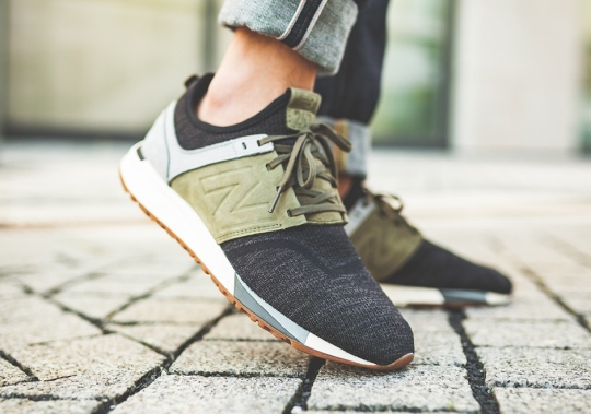 """The New Balance 247 Luxe Arrives In """"Knit Pack"""" With Three Colorways"""