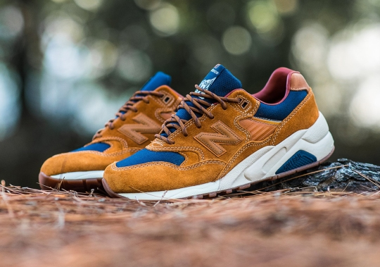 The New Balance MT580 Is Ready For Fall In Brown Suede