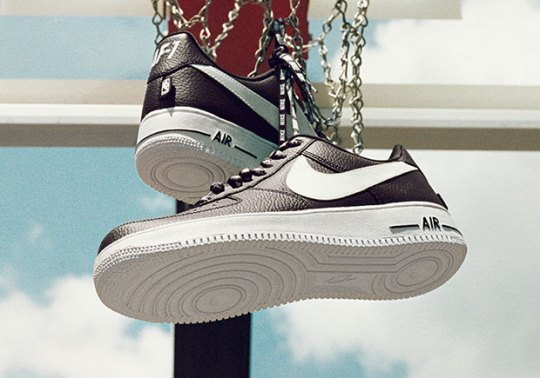 """The Nike Air Force 1 Low """"NBA Pack"""" Releases On October 12th"""