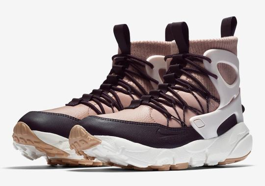 Nike To Debut The Air Footscape Mid Utility Next Week