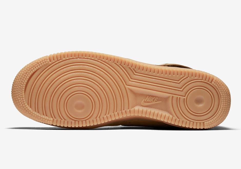 best service 84e6a dd881 Nike Air Force 1 High Flax Wheat 2017 882096-200 ...