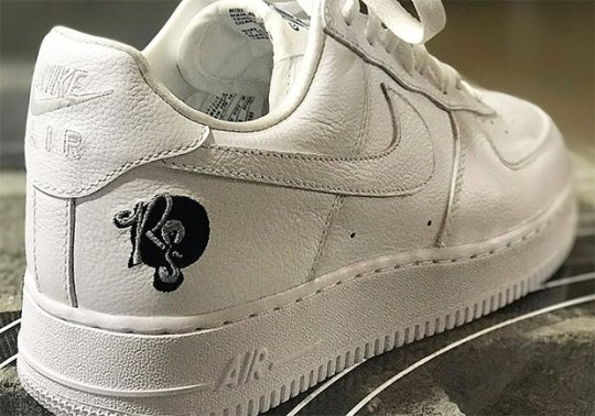"""Nike Air Force 1 Low """"Roc-a-fella Records"""" Releasing On November 4th At Complex Con"""