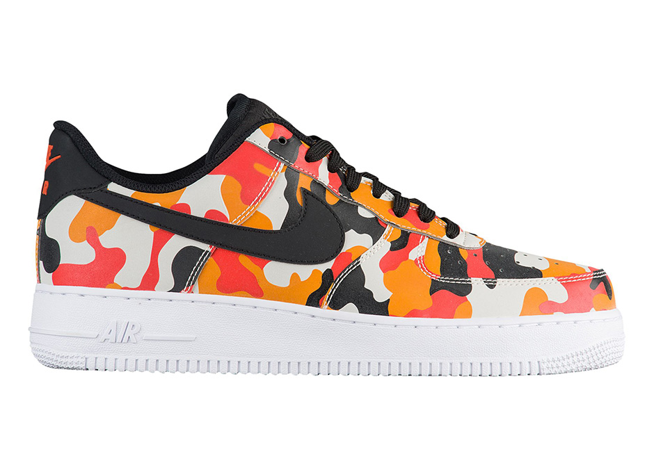 cac342eb836bd Nike Air Force 1 Low Camo 823511-700 823511-201 | SneakerNews.com