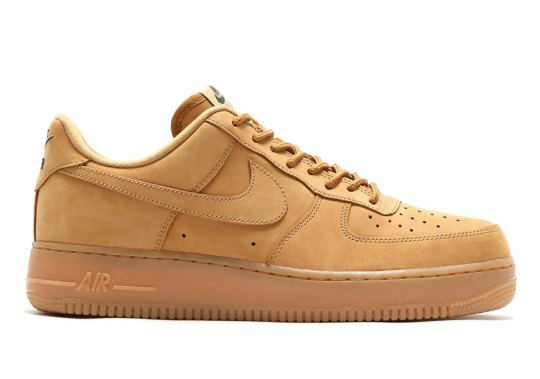 """Nike Is Releasing The Air Force 1 Low """"Flax"""" This Fall"""