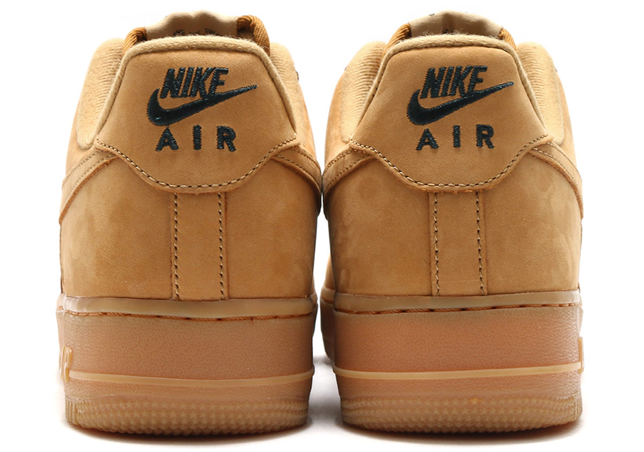Nike Air Force 1 Low Flax Wheat Release