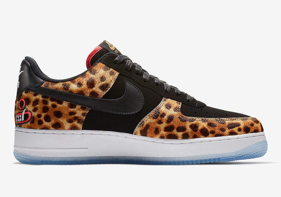 nike air force 1 cheetah