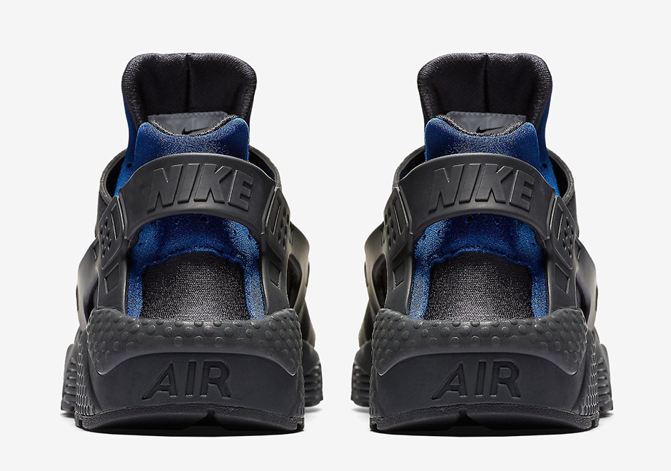 7205891176ee Nike Air Huarache  110. Color  Gym Blue Dark Obsidian Style Code  318429-418.  show comments
