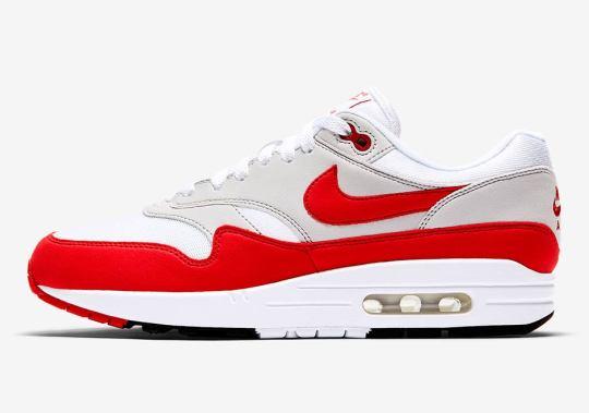 "Nike SNKRS To Restock Air Max 1 ""Anniversary"" Tomorrow"