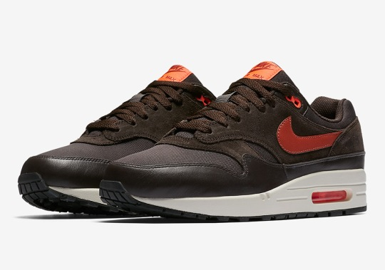 The Perfect Autumn Colorway Of The Nike Air Max 1 Premium Is Coming Soon