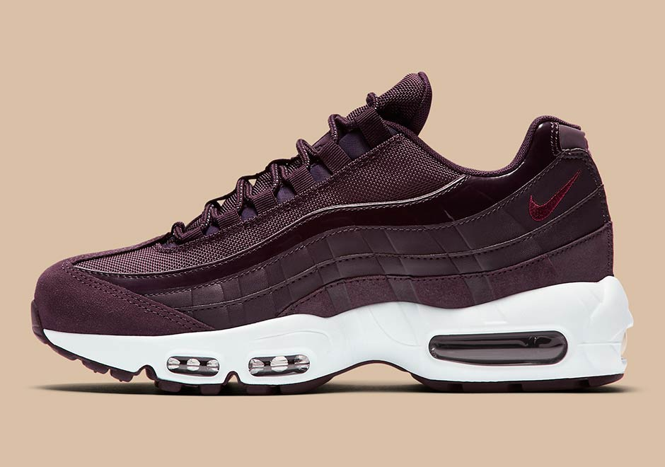 nike air max 95 bordeaux