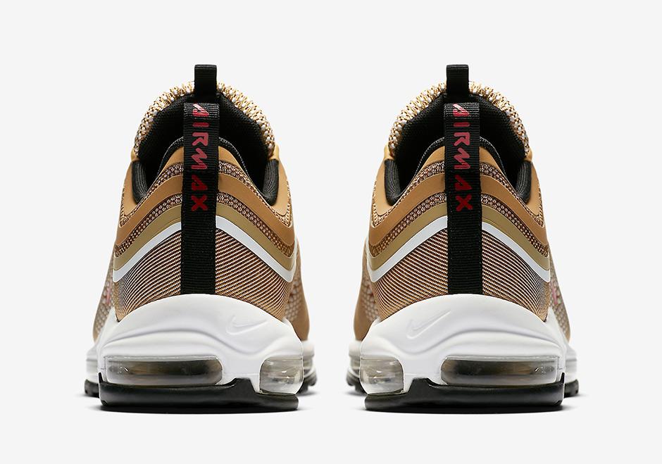 Nike Air Max 97 Gull Stil Tall TGBEd0