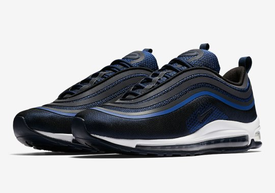 Nike Air Max 97 Ultra '17 Releasing In Obsidian And Royal