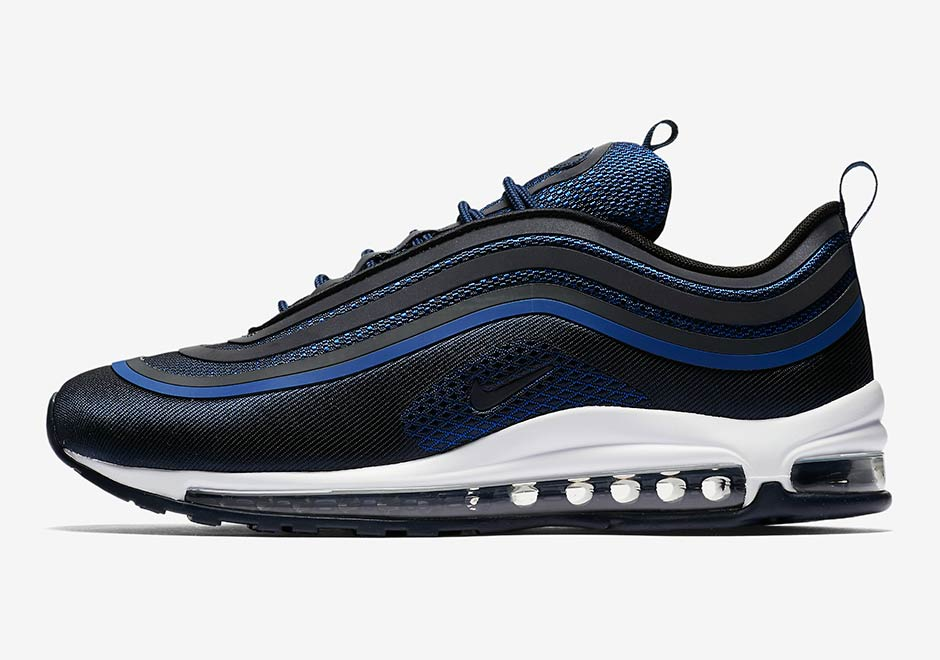 Nike Air Max 97 Ultra 17 Obsidian 918356 401 |