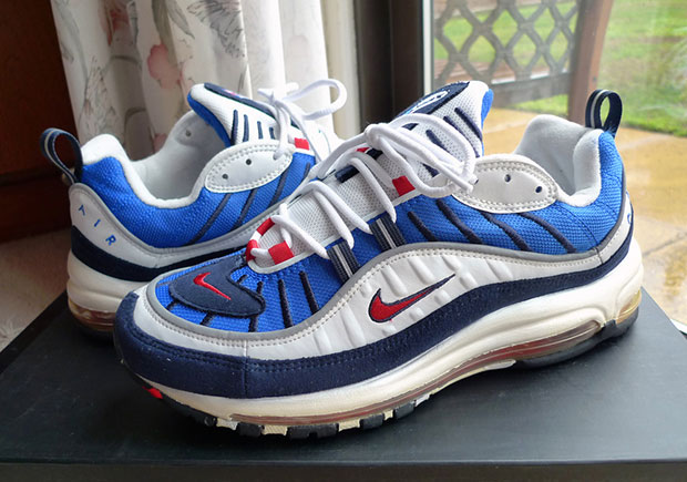 nike air max 98 tour yellow for sale