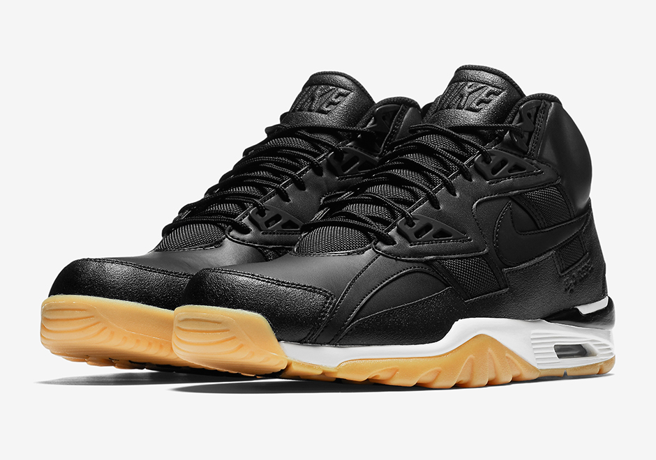 Nike Air Trainer SC Winter AVAILABLE ON Nike.com  130. Color  Black Sail Gum  Light Brown Black Style Code  AA1120-001 0532adee2c8c