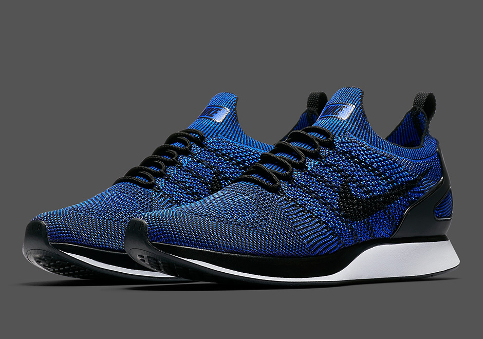 premium selection 8b728 b76c3 Nike Flyknit Racer Mariah Appears In Royal Blue