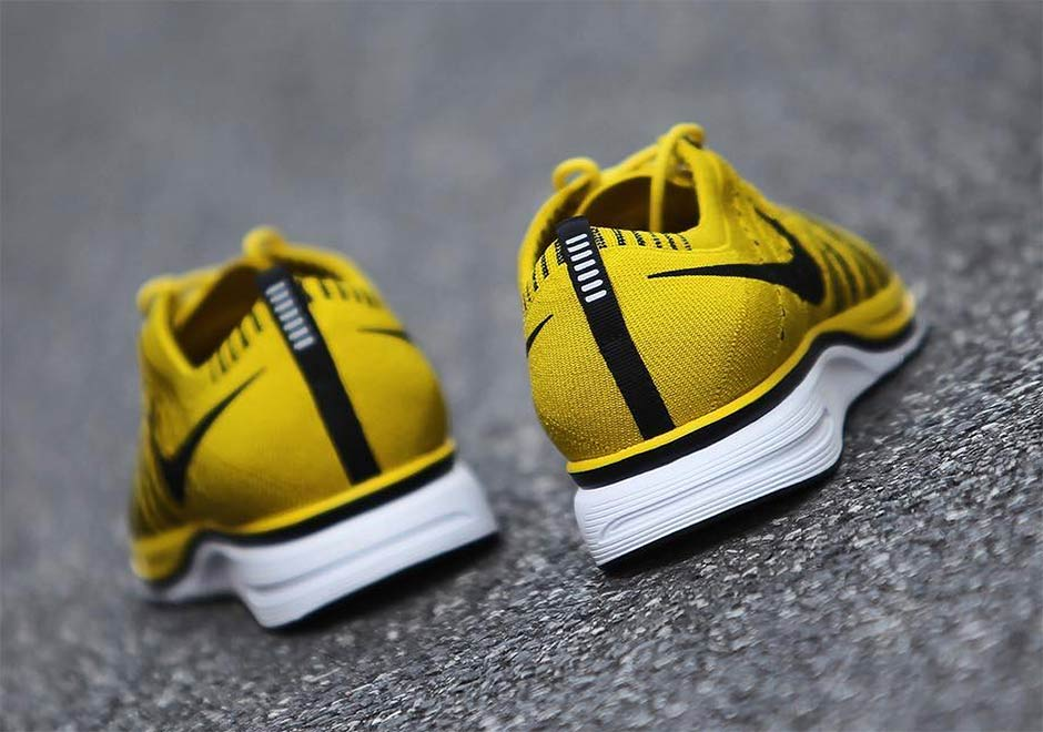 "60d8d74830b0d ... AH8396-700 Nike Flyknit Trainer ""Bright Citron"" Releases On October 5th  ..."
