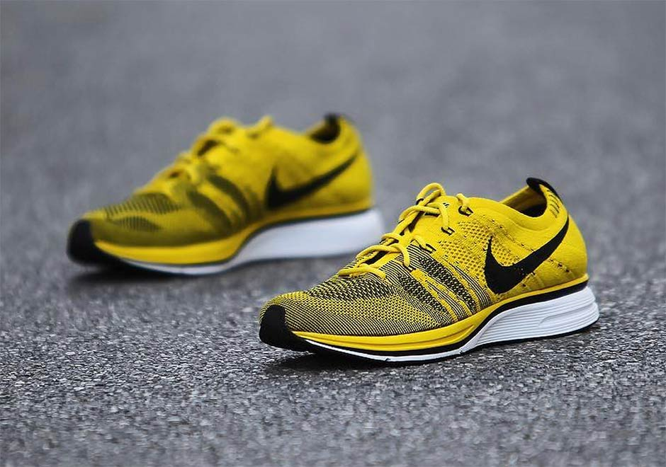 03b9a5cdb672 Nike Flyknit Trainer Bright Citron Release Date AH8396-700 ...