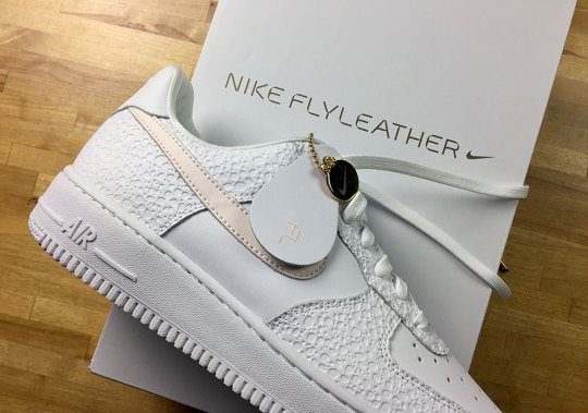 What FlyLeather Means For The Future Of Nike Footwear